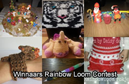 Rainbow Loom op Facebook